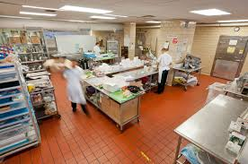 cooking up comfort hospital kitchen dispenses fresh local foods