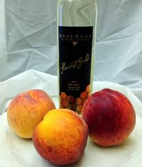 peach recipe romagnoli farms