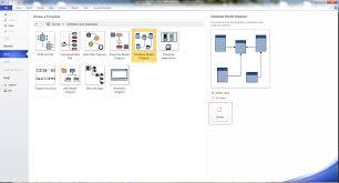 reverse and forward engineering databases in visio 2010 ingmar