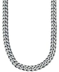 jewelry silver chain necklace images Silver chain shop silver chain macy 39 s 5,0&a