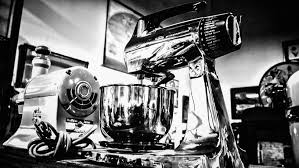 7 Black And White Kitchen by Free Images Black And White Vintage Retro Dog Shop Food