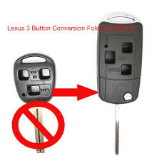 lexus key shell without blade popular rx300 key with remote buy cheap rx300 key with remote lots