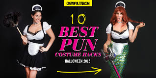 10 best pun halloween costume hacks of 2015