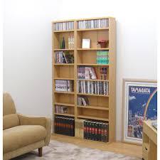 buy dvd storage cabinet rcmdin rakuten global market library bookcase w450 bookshelf