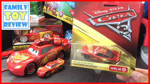 cars 3 toys rust eze racing center lightning mcqueen disney cars