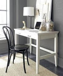 White Small Desks White Small Desk South Shore Small Computer Desk In Black