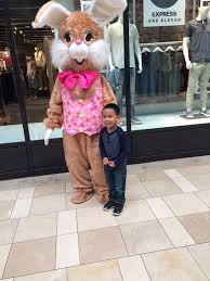 easter bunny walking around free pic and color crayon handout yelp