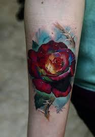 top 50 amazing rose tattoo tattoozza