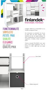 Meuble De Rangement Cdiscount by