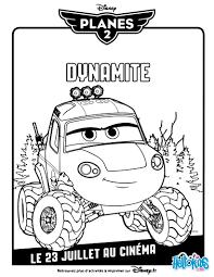 dynamite coloring pages hellokids com