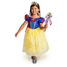 Disney Store Halloween Costumes Disney Snow White Costume Collection Girls Disney Store
