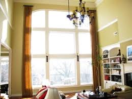 Curtain Rods Images Inspiration Best 25 Tall Window Curtains Ideas On Pinterest Tall Curtains