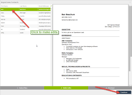 How To Parse Resume How To Import Resumes To Create Contacts U2013 Crelate
