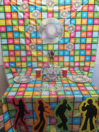 70s decor 70 s table decorations partycheap