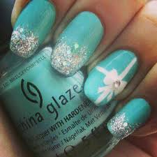 breakfast at tiffany u0027s nails could do line across instead of