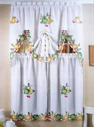 Apple Kitchen Curtains by Cheap Kitchen Curtains Solar Design