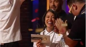 Christine Blind Masterchef Vietnamese Foods Were Come Into Master Chef Us Season 3 By