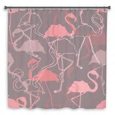Flamingo Shower Curtains Flamingo Shower Curtains Bath Decor Bath Mats Towels