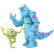 revoltech monsters mike sully pics toyark