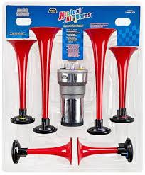 amazon com wolo 430 musical horn 12 volt plays dixieland