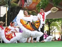 traje del sanjuanero huilense mujer y hombre para colorear descubriendo sudamerica danzas colmbianas