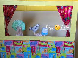the thirsty crow puppet show live life