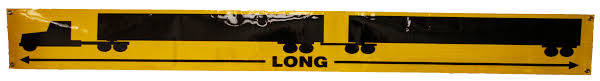 Oversize Load Flags Oversize Load Signs The Warning Sign Company