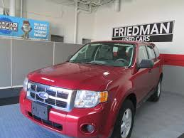 Ford Escape Used Cars - used cars for sale at friedman used cars bedford heights ohio