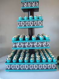 Tiffany Blue Candy Buffet by Rustic Black White U0026 Tiffany Blue Wedding Via Kara U0027s Party Ideas