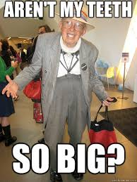 Big Teeth Meme - old jewish guy with big teeth memes quickmeme