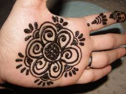 latest 25 simple and easy mehndi designs for palm beginners