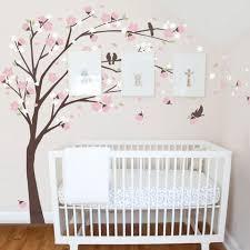 Nursery Room Tree Wall Decals Wall Decals Pinknbluebaby