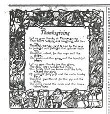 thanksgiving poem happy thanksgiving day poem innovative project