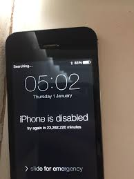 44 Years Old by My Old Iphone 4 Is Disabled For Just Over 44 Years Iphone
