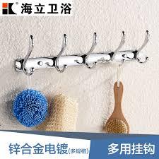 buy bathroom bathroom hook coat hooks wall hooks single hook