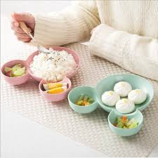 cuisine mickey 1pc mickey shape baby feeding bowl food rice fruit dishes