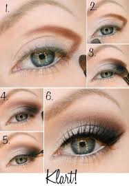 top 10 makeup tutorials for seductive eyes brown eyeshadow