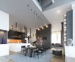 Modern Dining Room Design Stunning Chic Dining Room Designs Combined With Modern Features