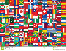 Flag Of The World Free World Flags Clipart Clipground