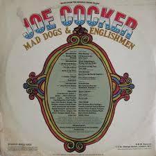 vinyl album joe cocker mad dogs u0026 englishmen a u0026m uk