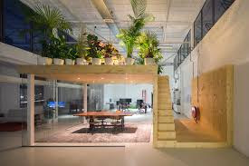 loft office home design ideas
