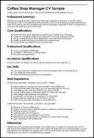 cover letter for retail store manager cover letter for