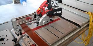 skil 7 0 amp flooring saw review model 3600