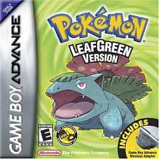 leaf green apk free pokémon firered and leafgreen