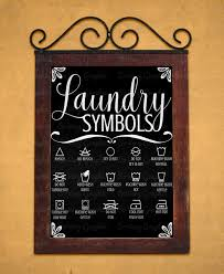laundry room symbols sign svg cutting file for cricut