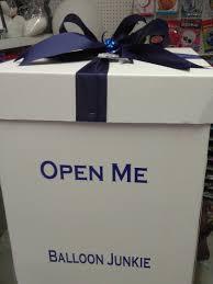 send a balloon in a box balloon in a box send balloon in box balloon in box balloon box