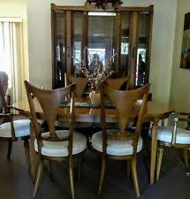 Mid Century Dining Room Chairs by Mid Century Dining Set Ebay