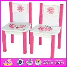 chaise de table et d enfants pour meubles en bois mignon de style