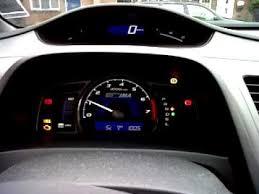 ima light honda civic honda civic hybrid 2008 ima problems not charging