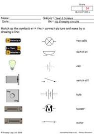 free unit 6g changing circuits printable resource worksheets for kids